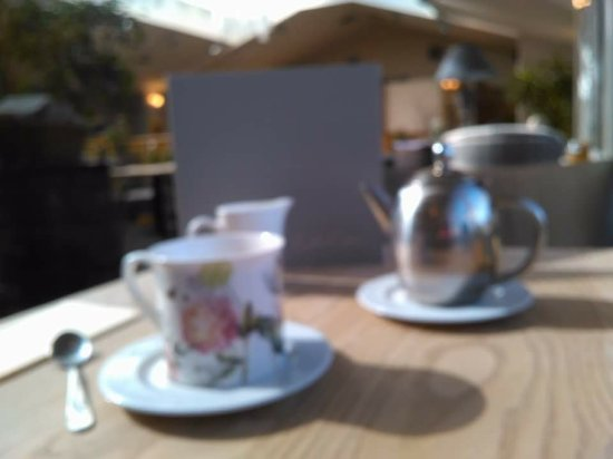 Cafe Circa at the Atrium: Tea