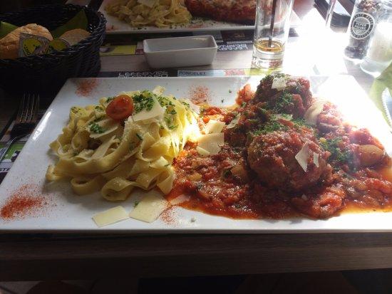 La Stradella : Boulettes à l'italienne