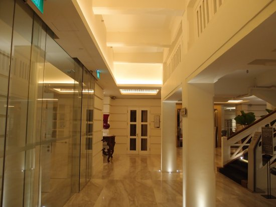 Hotel Fort Canning: 酒店大堂