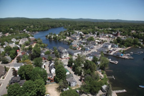 Aerial of Wolfeboro