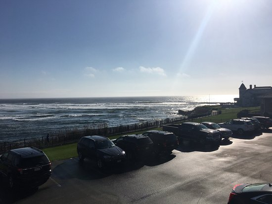 The Anchorage By the Sea: Views from the hotel