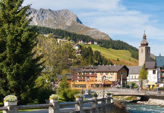"""Romantik Hotel """"Die Krone von Lech"""""""
