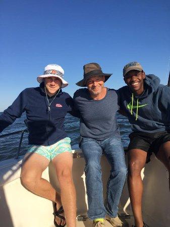 9 ball fishing charters long beach ms omd men for Long beach fishing charters