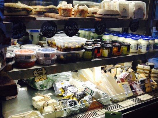 Millthorpe, Australia: cheese.....