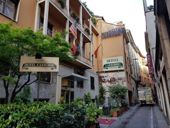 Hab 309 foto di hotel carrobbio milano tripadvisor - Hotel porta ticinese milano ...