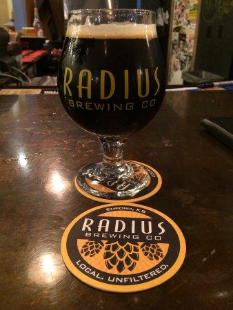 Emporia, KS: Radius Brewing Company