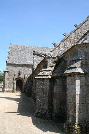 Commana, Frankrike: Gargouille