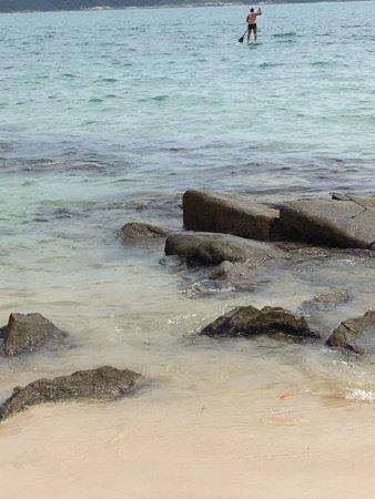 Bombinhas Beach: Beleza Natural