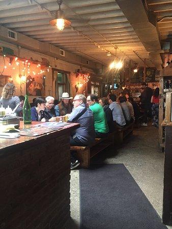 Photo of Italian Restaurant Roberta's at 261 Moore St, Brooklyn, NY 11206, United States