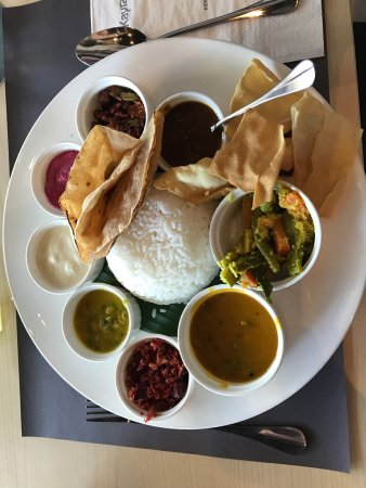 Kayra authentic kerala cuisine for Authentic kerala cuisine