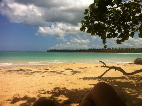 Playa El Portillo : Relax...