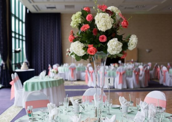 Our Ballroom Is A Wonderful Wedding Reception Venue Picture Of