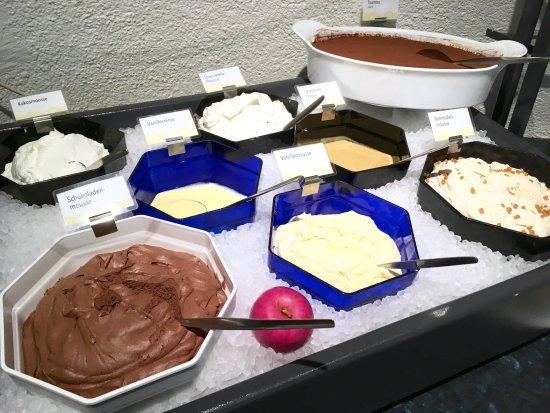 Liebefeld, Suíça: Dessertbuffet