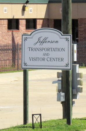 ‪Jefferson Visitor Center‬