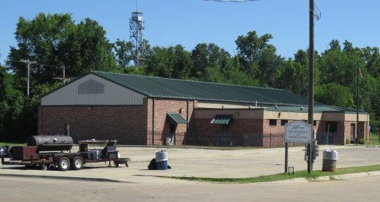 Jefferson Transportation and Visitor Center