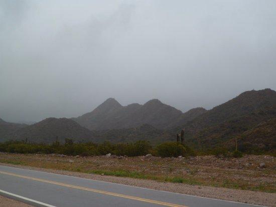 Quebrada de la Cèbila- San Fernando del Valle de Catamarca 2016.