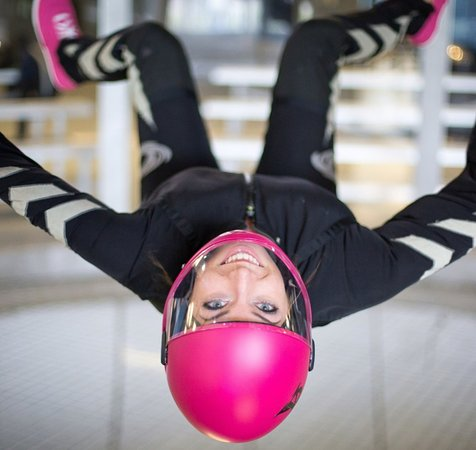 Raeford, NC: indoor skydiving at Paraclete XP