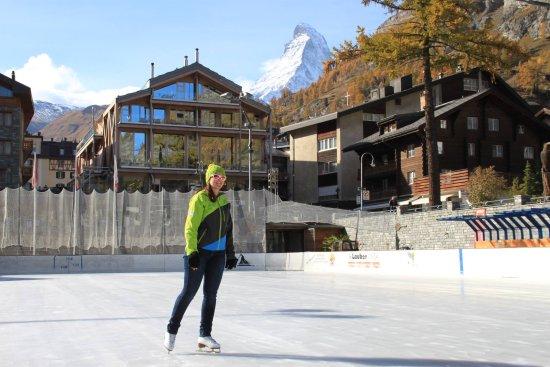 Sport- und Freizeitarena Zermatt