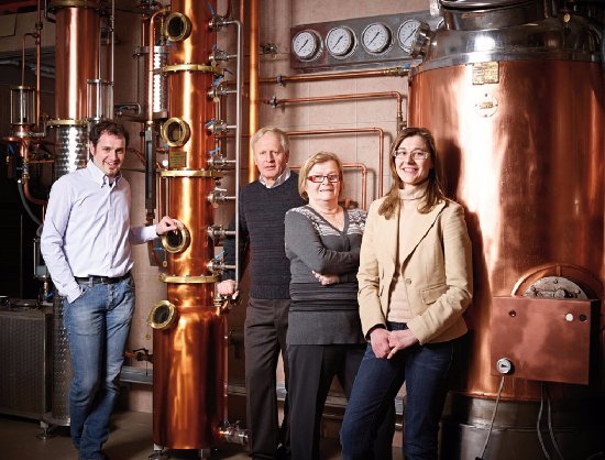 Distilleria Rossi d'Anaunia - Dallavalle