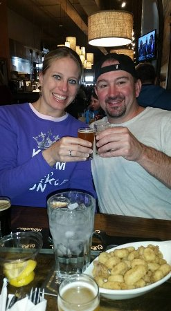 Cadillac, MI: Cheers to Clam Lake Beer Co!