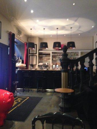 formule du midi picture of a cantina brasserie corse bordeaux tripadvisor. Black Bedroom Furniture Sets. Home Design Ideas