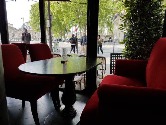 20170507 203502 picture of la terrasse du 7eme paris tripadvisor. Black Bedroom Furniture Sets. Home Design Ideas