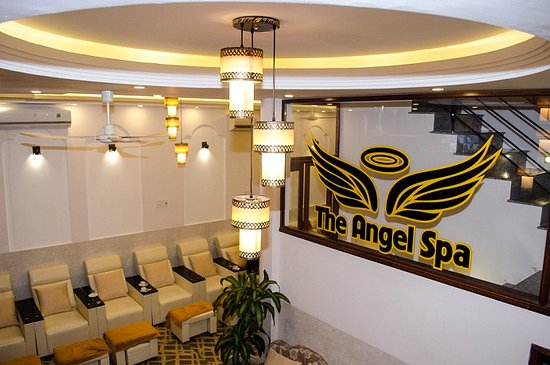 The Angel Spa