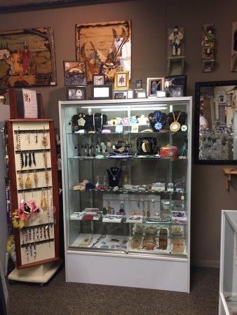 Salamanca, NY: gift shop