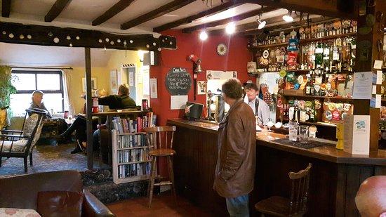 Oswestry, UK: The Navigation Bar