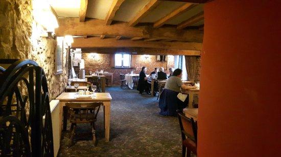 Oswestry, UK: The restaurant