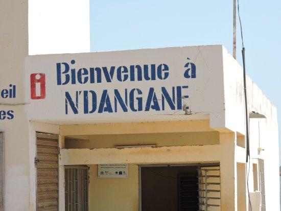 Senegal: Entrée du village