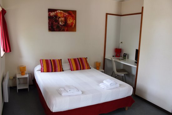 Camares, France : Chambre double