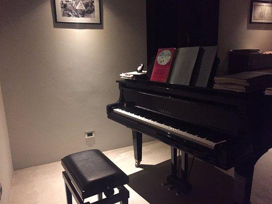 Borgomale, إيطاليا: Sala Mozart