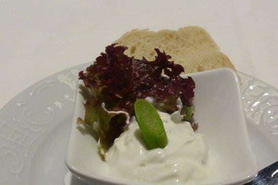 Marxzell, Allemagne : Spargelgruß aus der Küche