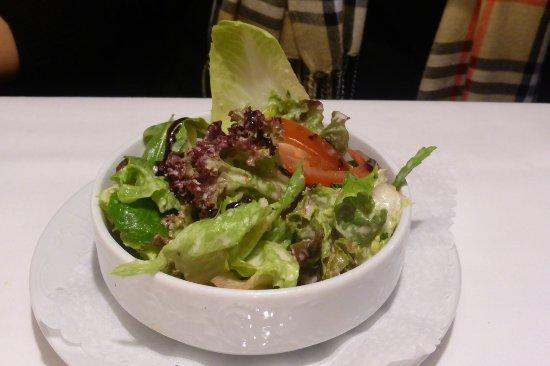 Marxzell, Allemagne : Kleiner, feiner Beilagensalat