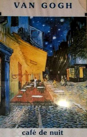 Gioia Tauro, Italy: affiche ai muri