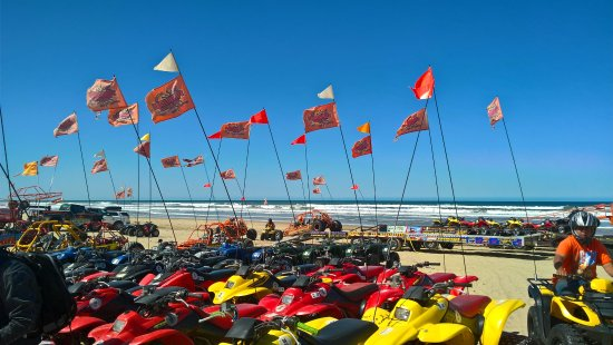 Oceano, Kalifornia: Selection of vehicles available