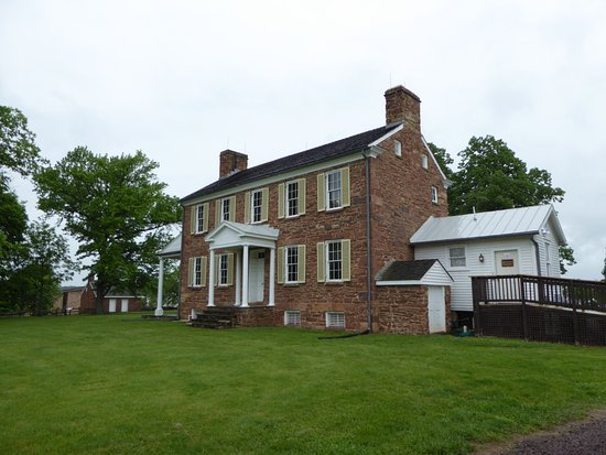 Ben Lomond Historic Site: House