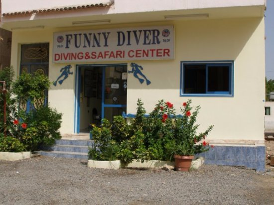 Funny Divers Diving Center