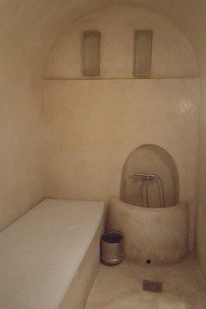Riad Tawargit: Hammam Room