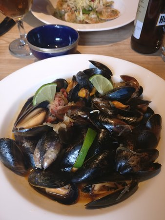 The Kilberry Inn - Restaurant with Rooms: Mussels