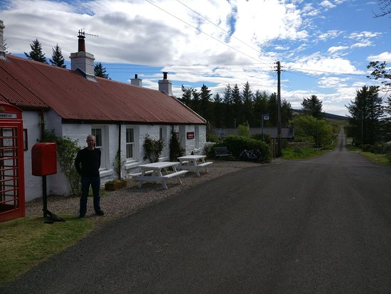 The Kilberry Inn - Restaurant with Rooms: After the long ride!