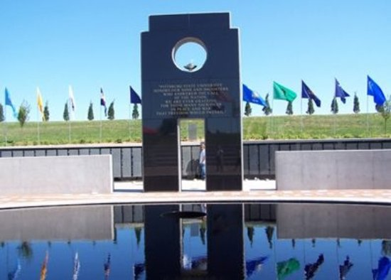 Pittsburg, KS: Veterans Memorial PSU