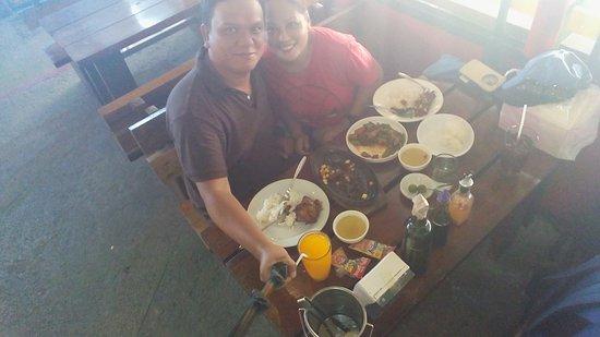 Balanga City, Filippinene: Espada Grill