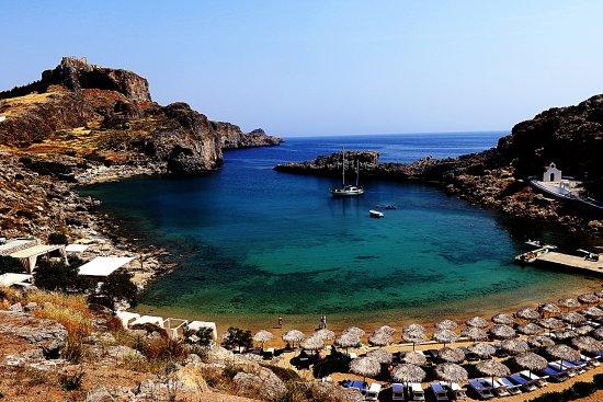 photo0.jpg - Billede af Agios Pavlos Beach (Saint Paul ...