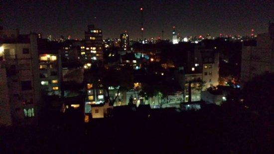 Esplendor Palermo Soho: Balcony view, 9th floor