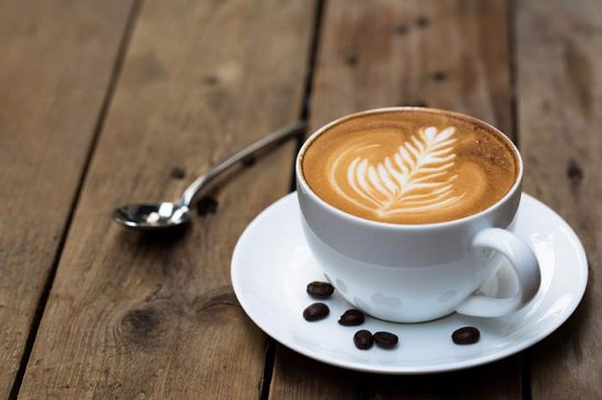 Haslingden, UK: Brazilian Bean Coffee