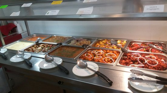Peoria, IL: Meat Buffet trays