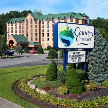 Country Cascades Waterpark Resort: Country Cascades