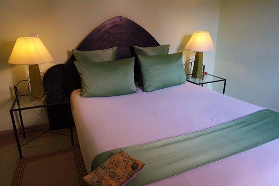 Riad Al Badia: Our room on the terrace